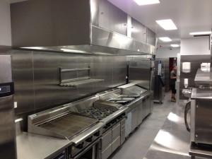 mining camp kitchens