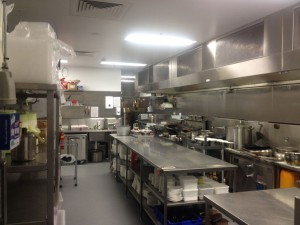 commercial kitchen brisbane